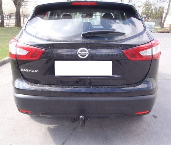 Nissan Qashqai 2018 >> Vetokoukku Irrotettava Johtosarja Nissan Qashqai J11 2014 11 2018